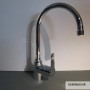 PAFFONI BASIN MIXER BLUE HOLE