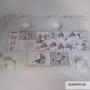 GEBERIT RICAMBIO PLACCA DI PROTEZIONE X UP700 ART 241283