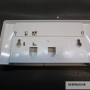 TREMOLADA PLATE CONTROL BOX TWO KEYS OLD MODEL ART.6051BVT
