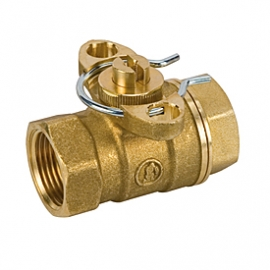 GIACOMINI ZONE VALVE TWO WAY R276 3/4 FF