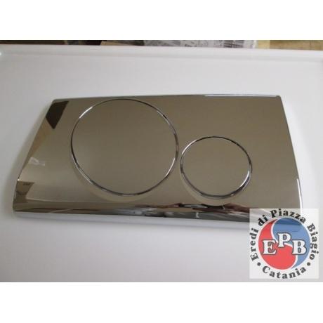 TREMOLADA PLATE BOX BUILT-IN QUANTITY DUA 'CHROME ART. 6051CR
