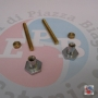 PUCCI TORQUE NUTS AND STUDS FOR ART.9028 BOX FLUSH BUTTON BELOW