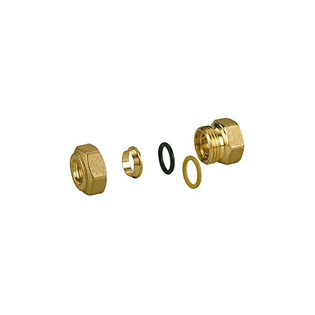 GIACOMINI R180F FEMALE FITTING 1 / 2X10