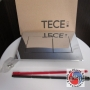 TECE NEW PLATE DOUBLE CHROME 9240401