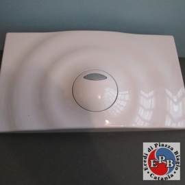 GROHE PLATE BOX ART DUAL FLUSH. 37859SH0