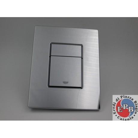 PLATE CONTROL WHITE SKATE COSMOPOLITAN CASS. GROHE FLUSH ITALIAN MM 80 38732SHO