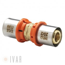 MULTIPURPOSE IVAR DOUBLE 20X20 FITTING