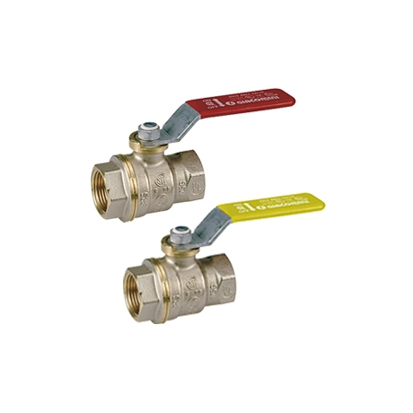 GIACOMINI BALL VALVES DADO RED LEFT FF DA 1''