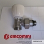 THERMOSTATIC VALVE GIACOMINI R431TG 3/8X16