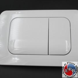 VALSIR PLATE MODEL TROPEA ART. 870501 WHITE
