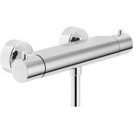 NOBILI MIXERS THERMOSTATIC EXTERIOR SHOWERMOD.TAGO ART. TG85130CR