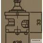 CARTDRIGE ZUCCHETTI R9734P