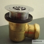 SIPHON WASTE FOR SHOWER EUROPE OUT THREADED 40