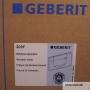 GEBERIT RICAMBIO PLACCA AD UN TASTO CROMATA ART 11522222